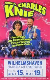 Zirkus Charles Knie Circus poster - Germany, 2019