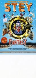 Zirkus Stey Circus poster - Switzerland, 2019