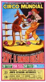 Circo Mundial Circus poster - Spain, 1981