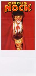 Circus Nock Circus poster - Switzerland, 1985