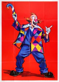 Stock Poster Circus poster - Italy, 0