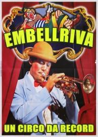 Circo Embell Riva Circus poster - Italy, 2006