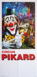 Circus Pikard Circus poster - Austria, 0