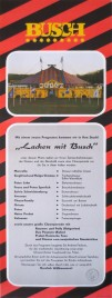 Circus Busch Circus poster - Germany, 0