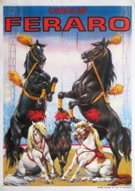 Circus Feraro Circus poster - Germany, 0
