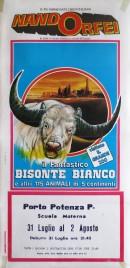 Circo Nando Orfei Circus poster - Italy, 0