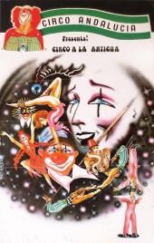 Circo Andalucia Circus poster - Spain, 0
