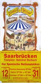 Zirkus Raluy Circus poster - Spain, 0