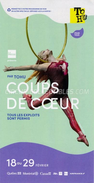 Coups de cœur Circus Program - Canada, 2020