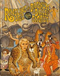 Ringling Bros. and Barnum & Bailey Circus - 107th Edition - Program - USA, 1977