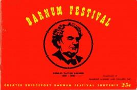 Barnum Festival - Program - USA, 1956
