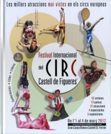 1a Festival International del Circ de Figueres - Program - Spain, 2012