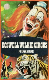Boswell Wilkie Circus - Program - South Africa, 0