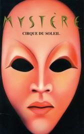 Cirque du Soleil - Mystère - Program - Canada, 1996