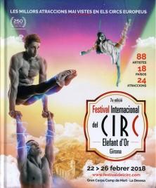 7a Festival International del Circ de Girona - Program - Spain, 2018