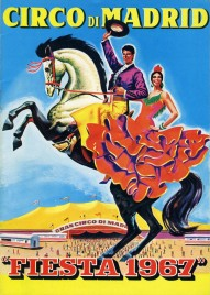 Circo di Madrid - Program - Italy, 1967