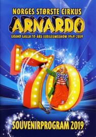 Cirkus Arnardo - Program - Norway, 2019