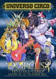 19th International Circus Festival City of Latina - Program - Italy, 2018