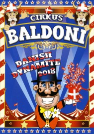 Cirkus Baldoni - Program - Denmark, 2018
