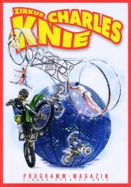 Zirkus Charles Knie - Program - Germany, 2019