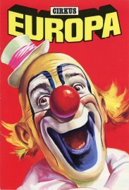 Cirkus Europa - Program - Italy, 1977