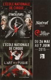 L'École Nationale de Cirque - Program - Canada, 2015