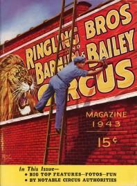 Ringling Bros. and Barnum & Bailey Circus - 1943 Season - Program - USA, 1943