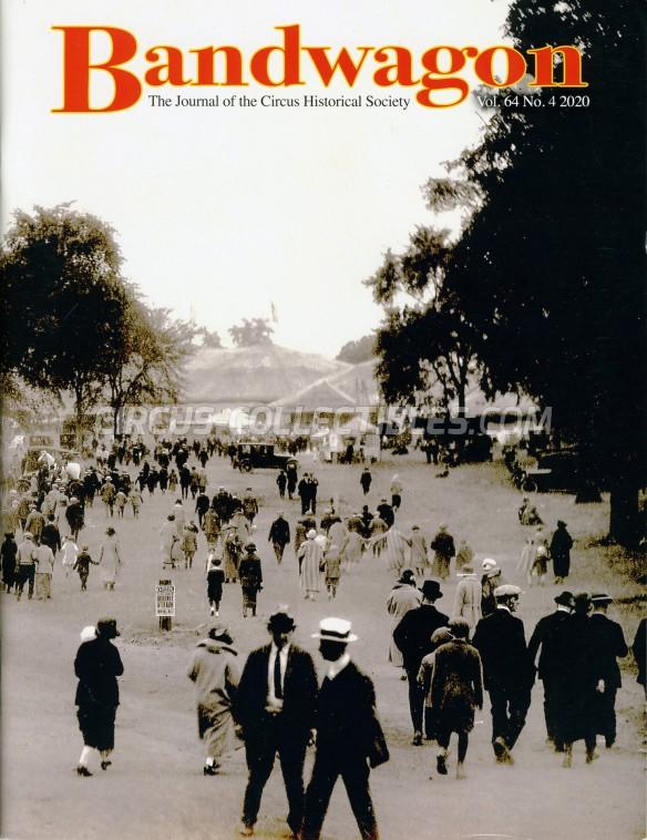 Bandwagon - Magazine - 2020