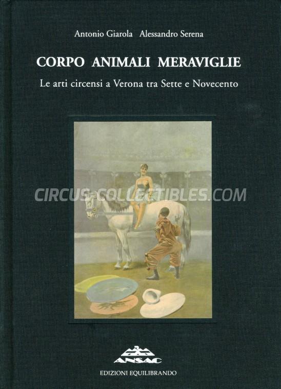 Corpo Animali Meraviglie - Book - 2013