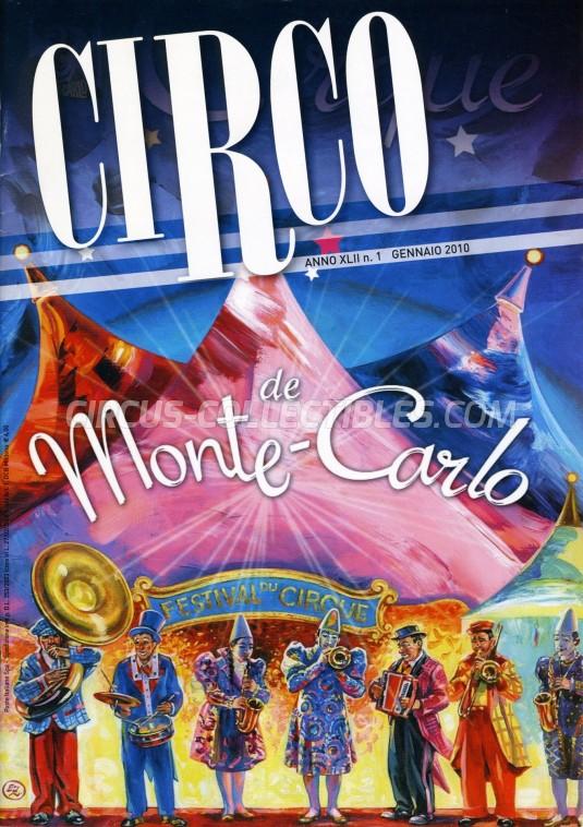 Circo - Magazine - 2010