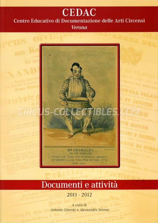 CEDAC - Verona - Book - 2012