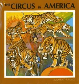 The Circus in America - Book - USA, 1969