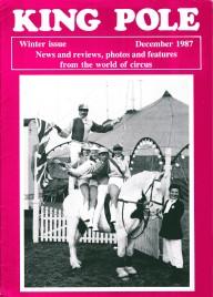 King Pole - Magazine - England, 1987