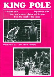 King Pole - Magazine - England, 1986