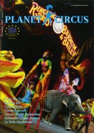 Planet Circus - Magazine - Germany, 2008