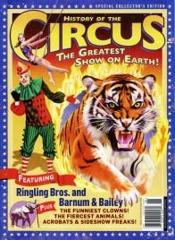 History of the Circus - Magazine - USA, 2017