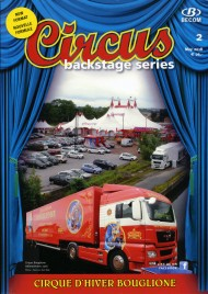 Circus Backstage Series - Magazine - Netherlands, 2018