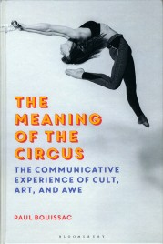 The Meaning of the Circus - Book - Great Britain, 2018