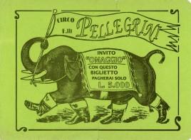 Circo Pellegrini Circus Ticket - 0
