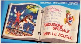 Circus Wegliams Circus Ticket - 0