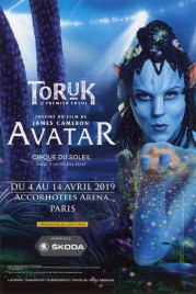 Cirque Du Soleil - Toruk Circus Ticket - 2019