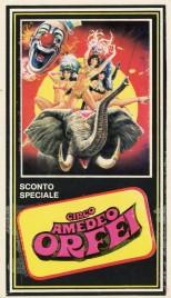 Circo Amedeo Orfei Circus Ticket - 0