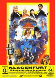 Österreichischer National-Circus Louis Knie Circus Ticket - 1996