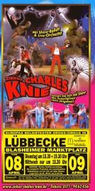 Zirkus Charles Knie Circus Ticket - 0