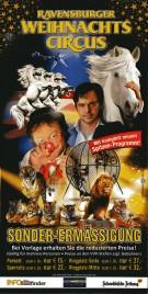 Ravensburger Weihnachts Circus Circus Ticket - 0