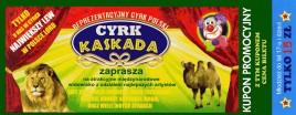 Cyrk Kaskada Circus Ticket - 0