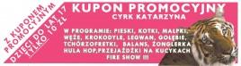Cyrk Katarzyna Circus Ticket - 0