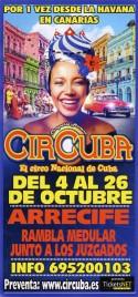 CirCuba Circus Ticket - 2019
